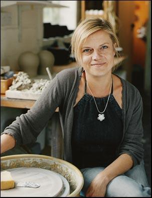 Emma Johnstone - Ceramics Tutor